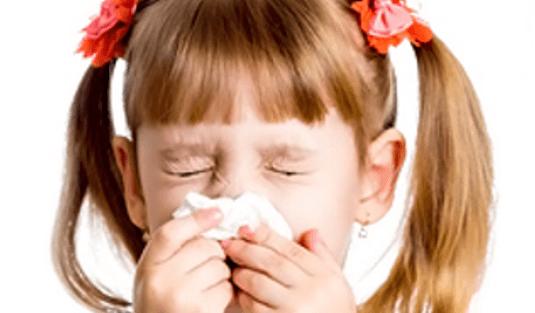 Особенности детского насморка